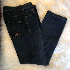 New with Tags Express Bell Crop High Rise Jeans